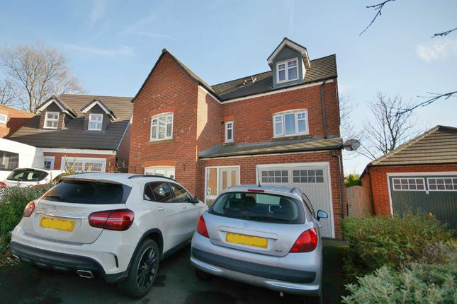 Thumbnail Detached house to rent in Silver Birch Close, Lostock, Bolton