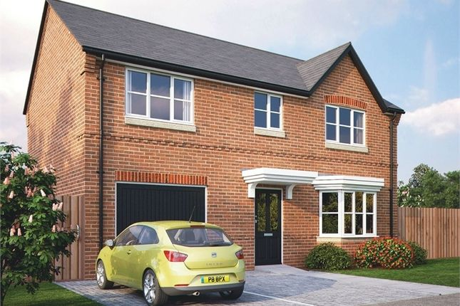 Thumbnail Detached house for sale in Spence Lane, Huncote, Leicestershire