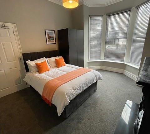 Thumbnail Room to rent in Grey Road, Walton, Liverpool