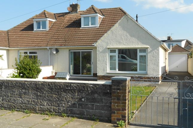 Thumbnail Bungalow to rent in St. Christopher's Road, Porthcawl