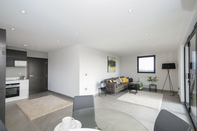 Thumbnail Penthouse for sale in Friars House, Parkway, Chelmsford