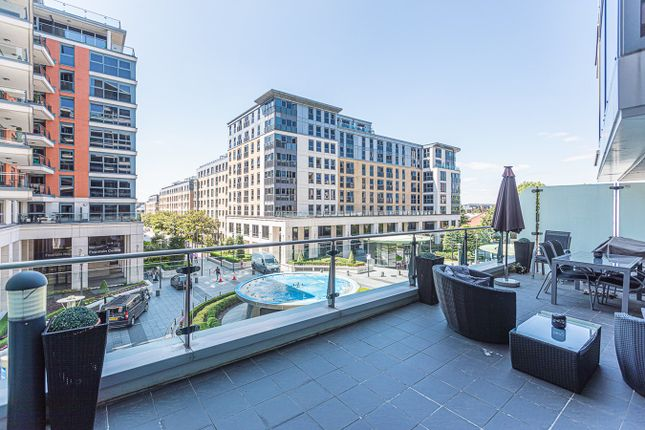 Thumbnail Flat for sale in Chelsea Vista, Imperial Wharf, Fulham