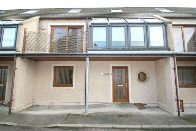 Thumbnail Terraced house for sale in 2 Cormacks Court, King Street, Lossiemouth