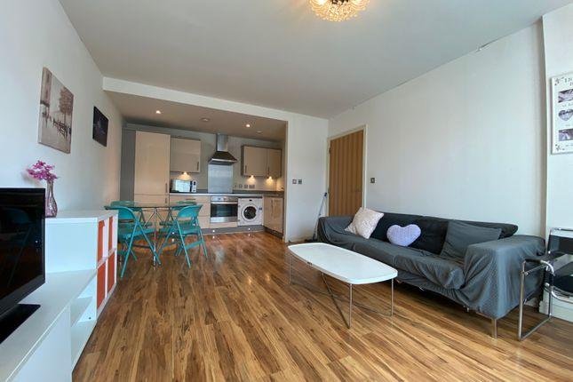 Thumbnail Flat to rent in Bromsgrove Street, Birmingham