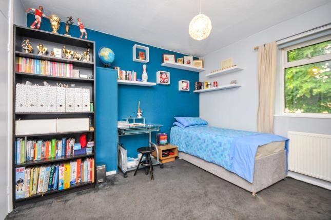 Bedroom Two of Kent House Road, Sydenham, London, . SE26