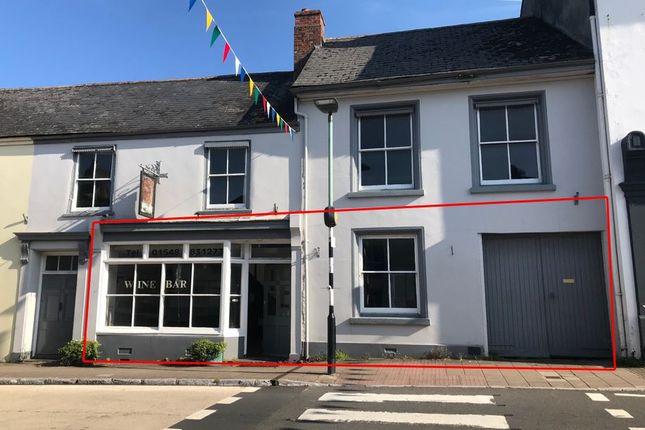 Thumbnail Restaurant/cafe to let in Church Street, Modbury