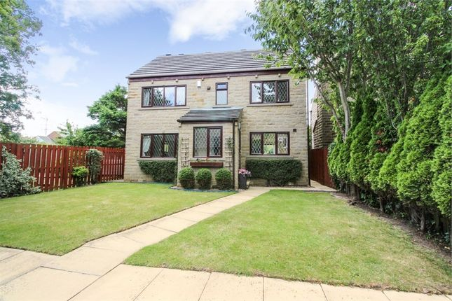 Thumbnail Detached house for sale in Scopsley Lane, Whitley, Dewsbury, West Yorkshire