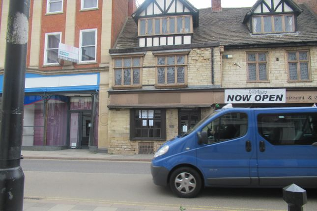 Thumbnail Retail premises to let in High Street, Grantham