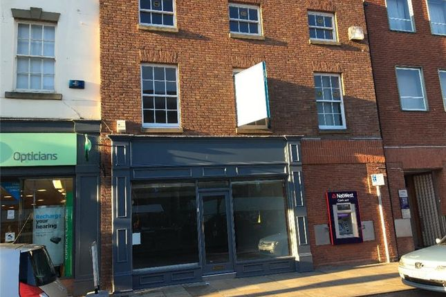 Thumbnail Retail premises to let in 45, Market Street, Lichfield, Staffordshire, UK