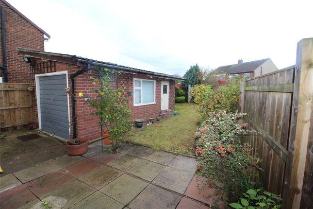 Rear Garden of Commondale Drive, Seaton Carew, Hartlepool TS25