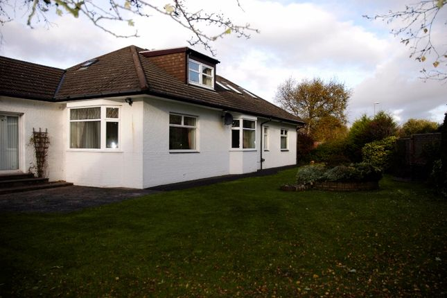 Thumbnail Detached house to rent in Underwood Road, Prestwick, South Ayrshire