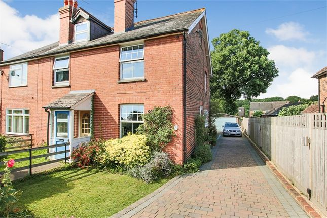 End terrace house for sale in Hartfield Road, Forest Row, East Sussex