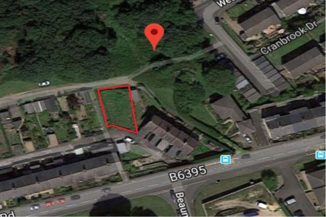 Thumbnail Land for sale in Land Northside Dene Terrace, Prudhoe
