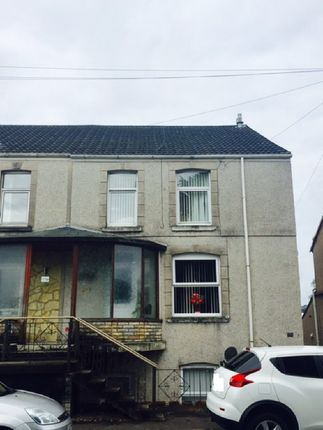 Thumbnail Flat to rent in Flat Church Road, Llansamlet, Swansea