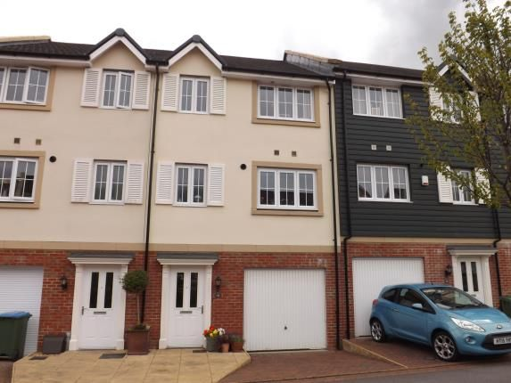 Thumbnail Terraced house for sale in Titchfield Common, Fareham, Hampshire