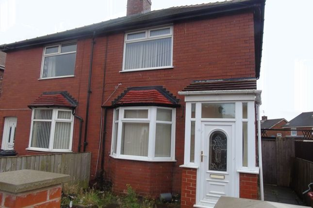 Thumbnail Semi-detached house to rent in Bryer Road, Whiston, Prescot