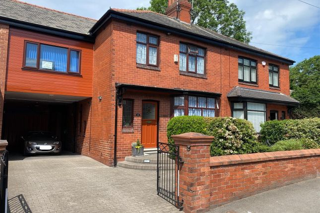 Thumbnail Semi-detached house for sale in Clarence Street, Stalybridge