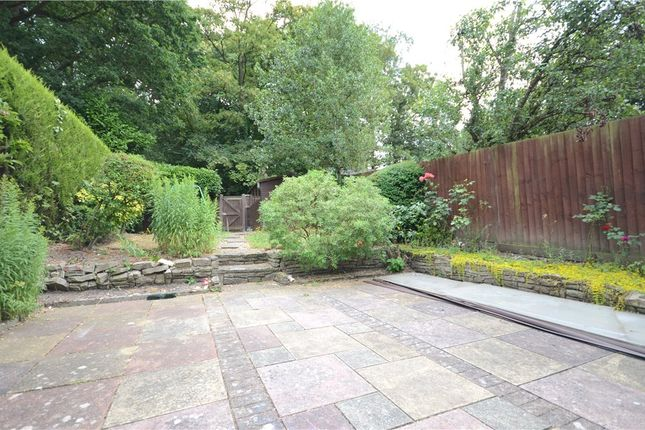 Rear Garden of Grampian Road, Little Sandhurst, Berkshire GU47