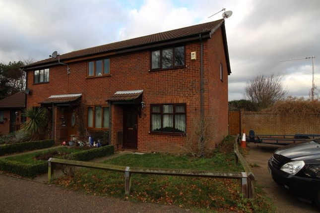 Thumbnail Terraced house to rent in Greenacres Woodfarm Lane, Gorleston, Great Yarmouth