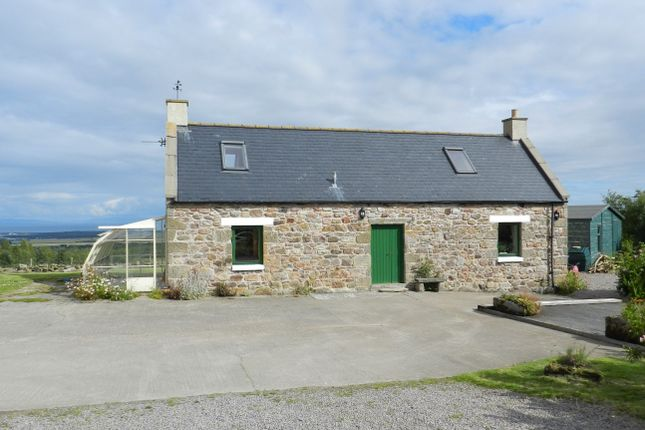 Detached house for sale in Brodieshall, Forres