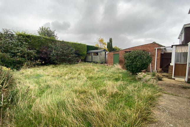 Garden of Westergate Close, Ferring, Worthing BN12