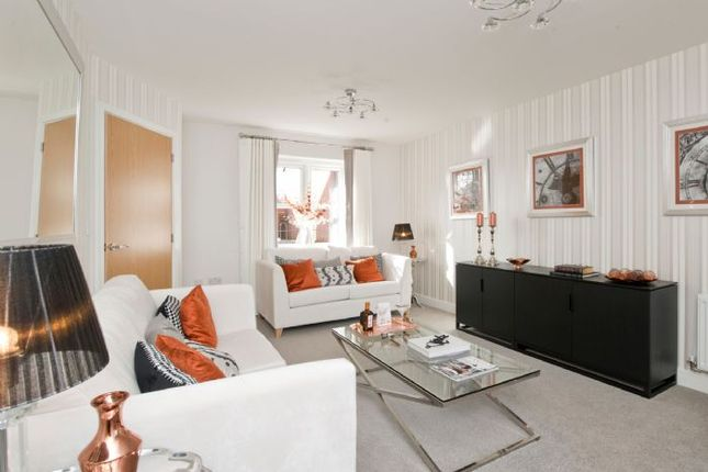 Thumbnail Detached house for sale in Anglia Way, Great Denham