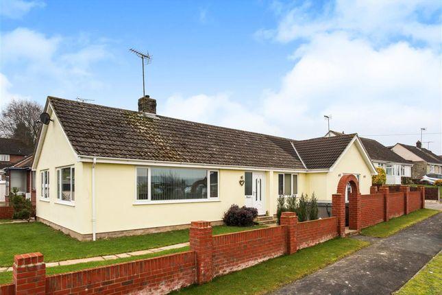 Thumbnail Detached bungalow for sale in St Nicholas Close, Wilton, Salisbury