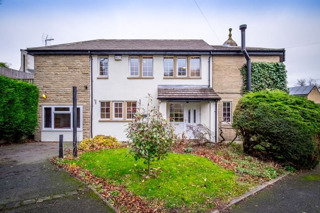 Thumbnail Detached house for sale in Holly Bank Park, Brighouse