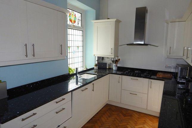 Kitchen of Church Park, Mumbles, Swansea SA3