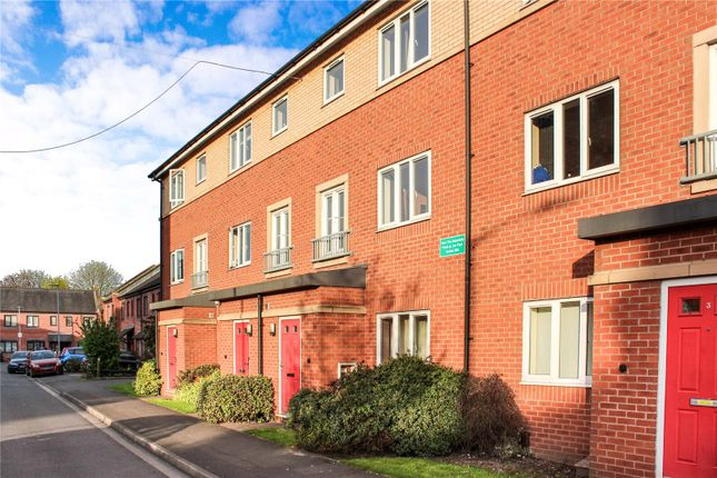 Thumbnail Town house to rent in Bridgeland Road, Loughborough, Leicestershire