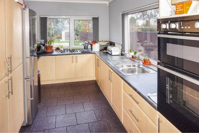 Kitchen of Sports Road, Glenfield, Leicester LE3