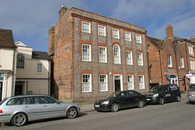 Thumbnail Flat for sale in High Street, Thame, Oxfordshire