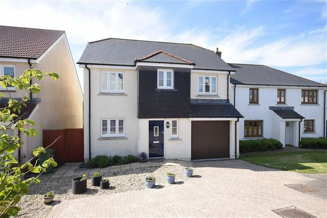 Thumbnail Detached house for sale in Ackland Close, Shebbear, Beaworthy