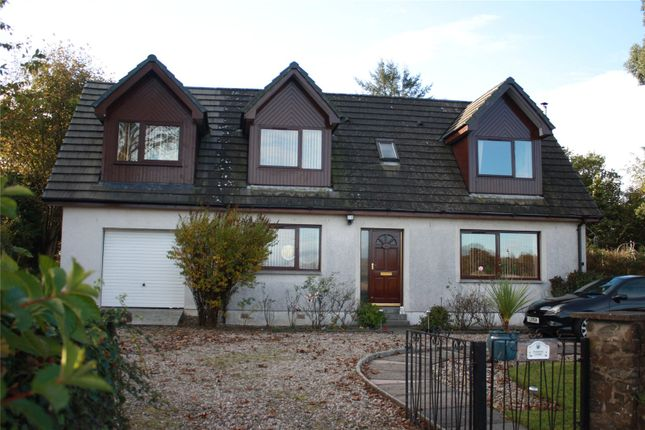 Thumbnail Detached bungalow for sale in Westland Road, Rothesay, Argyll And Bute