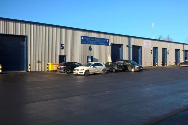 Thumbnail Light industrial to let in Unit B6, Aven Industrial Estate, Tickhill Road, Maltby, Rotherham