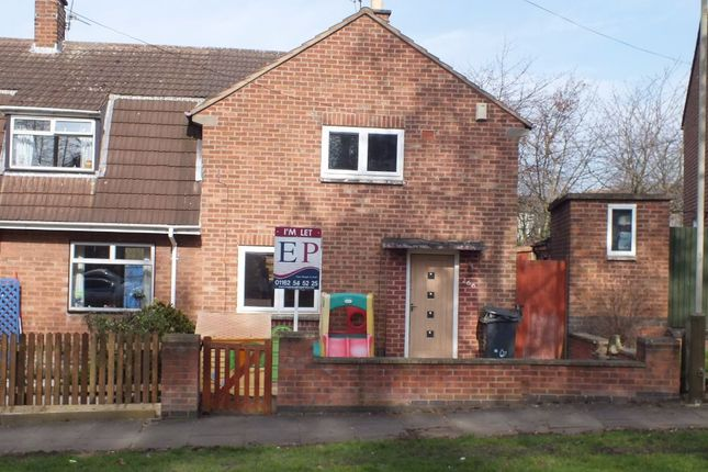 Thumbnail Semi-detached house to rent in Coleman Road, Near General Hospital, Leicester