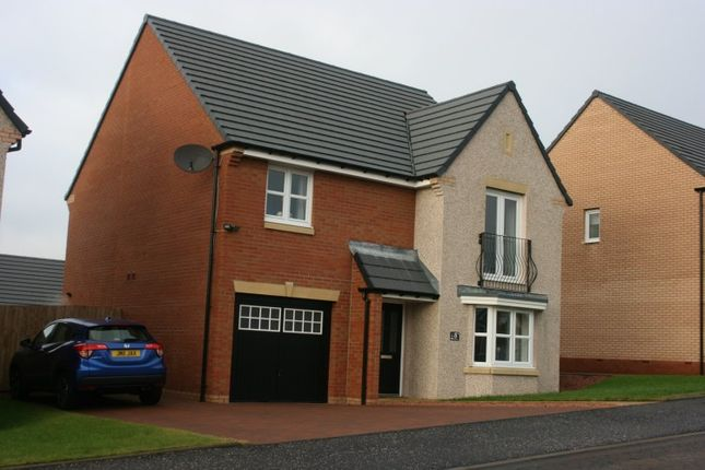 Thumbnail Detached house for sale in 8 Merrystown Drive, Coatbridge