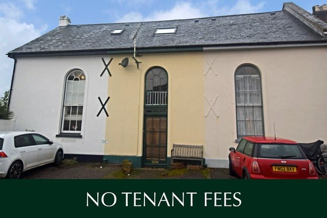 Thumbnail Terraced house to rent in Radnor Place, St. Leonards, Exeter