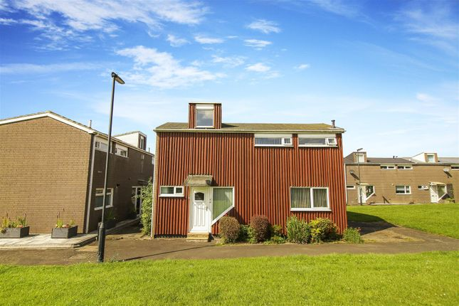 Thumbnail 3 bed detached house for sale in Hallington Mews, Killingworth, Newcastle Upon Tyne