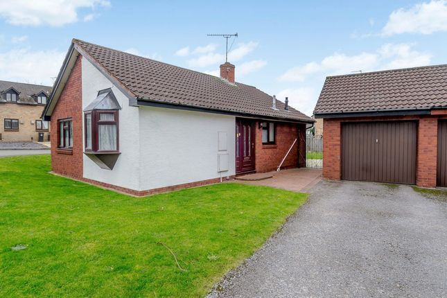 Thumbnail Detached bungalow for sale in Earlesfield, Nailsea, Somerset