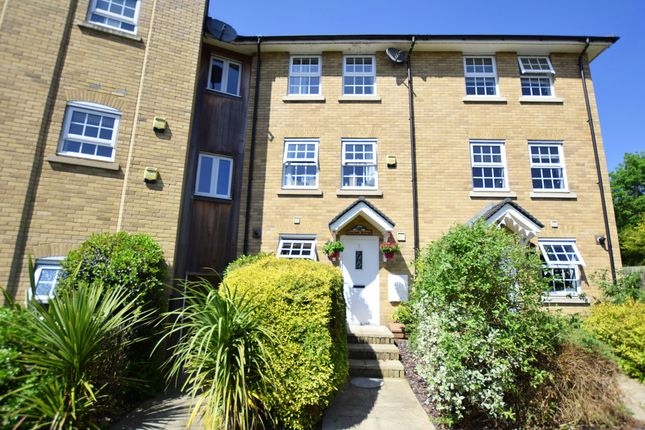 4 bed terraced house for sale in Dove House Meadow, Great Cornard, Sudbury
