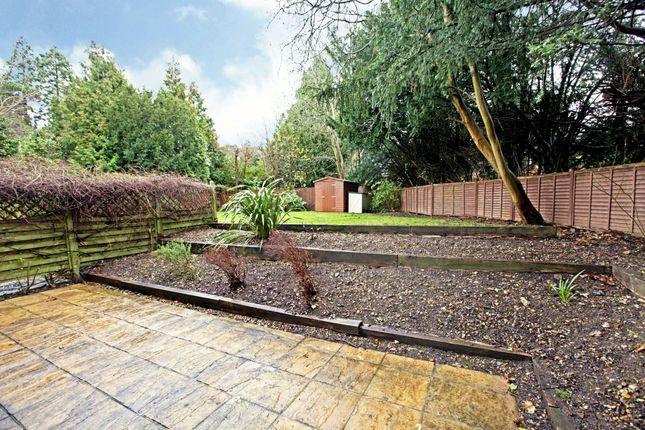 Garden of Court Road, Maidenhead SL6
