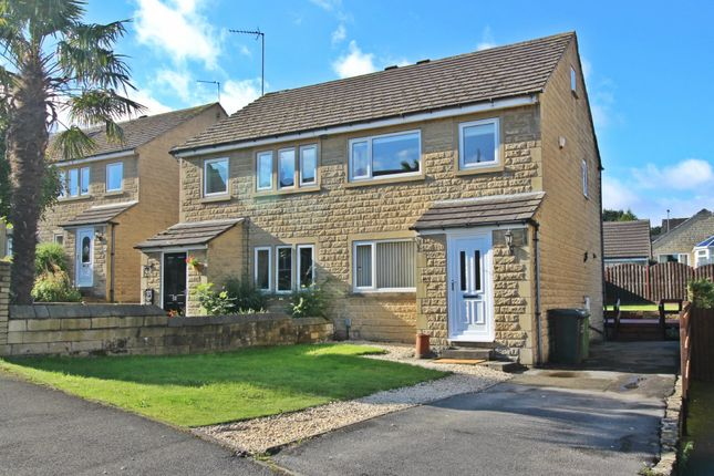 Thumbnail Semi-detached house to rent in Stoney Lane, Honley, Holmfirth