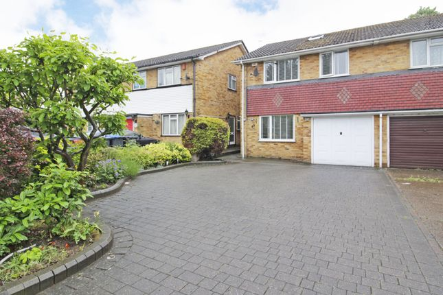 Thumbnail Semi-detached house for sale in Orchard Way, Surrey