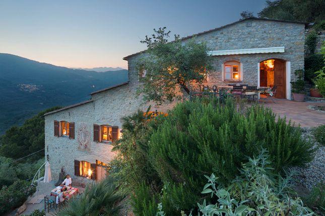 Detached house for sale in Torria, Chiusavecchia, Imperia, Liguria, Italy