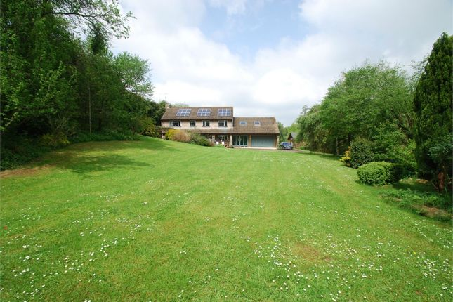 Thumbnail Detached house for sale in Mill Farm Drive, Paganhill, Stroud, Gloucestershire