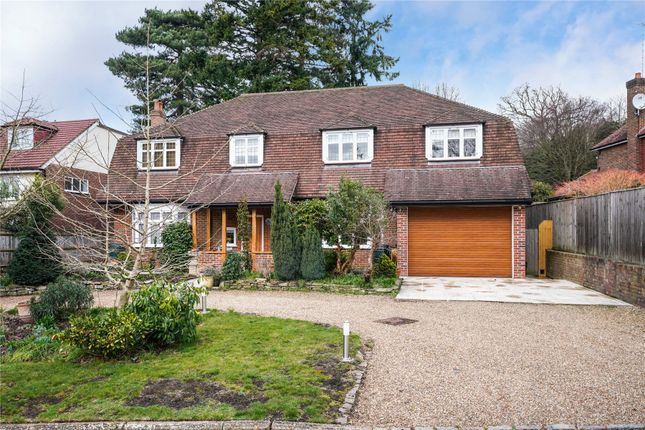 Thumbnail Detached house for sale in Northfield Place, Weybridge, Surrey