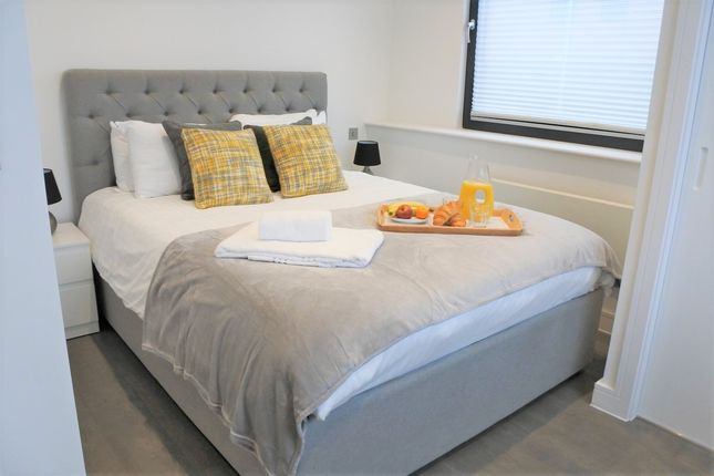 Thumbnail Flat to rent in Brickfield Court, Slough, Berkshire