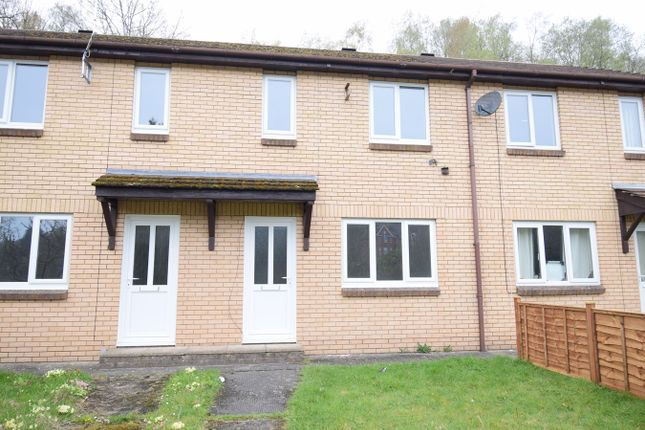 Thumbnail Terraced house for sale in Snatchwood Road, Pontnewynydd, Pontypool