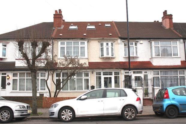 Thumbnail Terraced house to rent in Davidson Road, Croydon, London